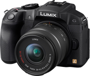 Panasonic Lumix G Camera